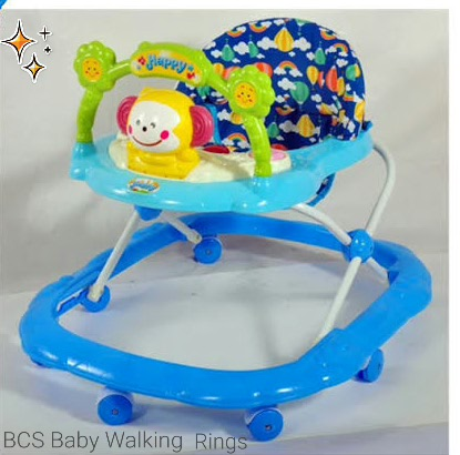 BCS Musical Educational Baby Walking Rings