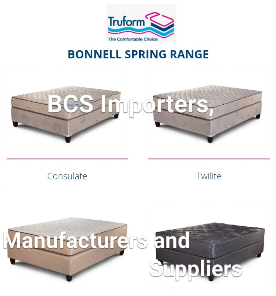 BCS Truform Bedding Bonnel Spring Range