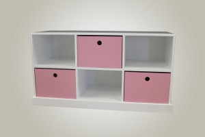 Six Drawer Pigeon Hole Units