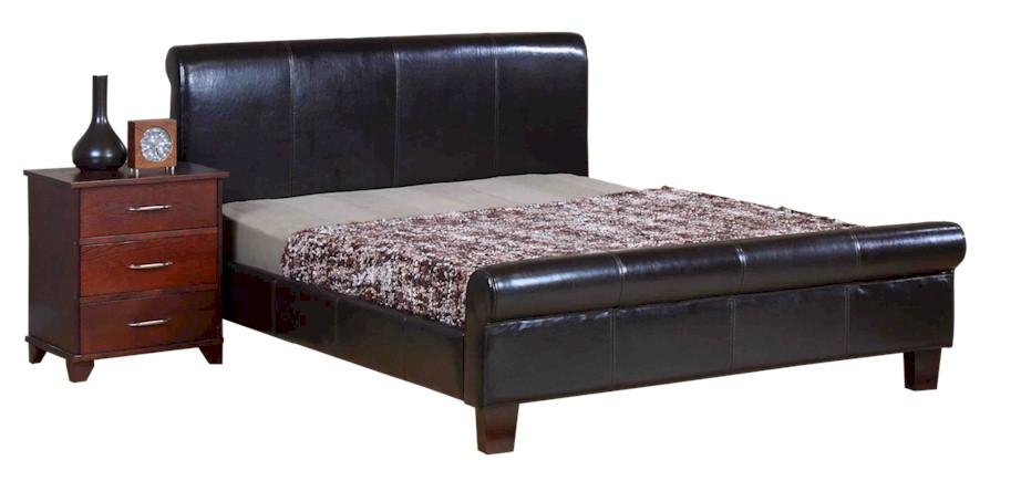 Alicia Genuine Bed