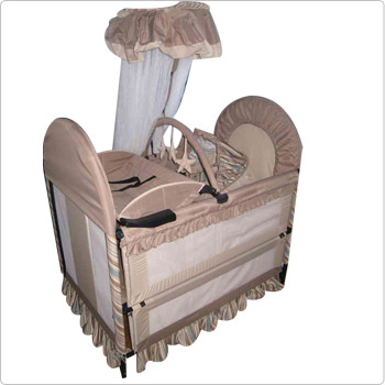 Brown 6 In 1 Cot Babycotsforsale Co Za