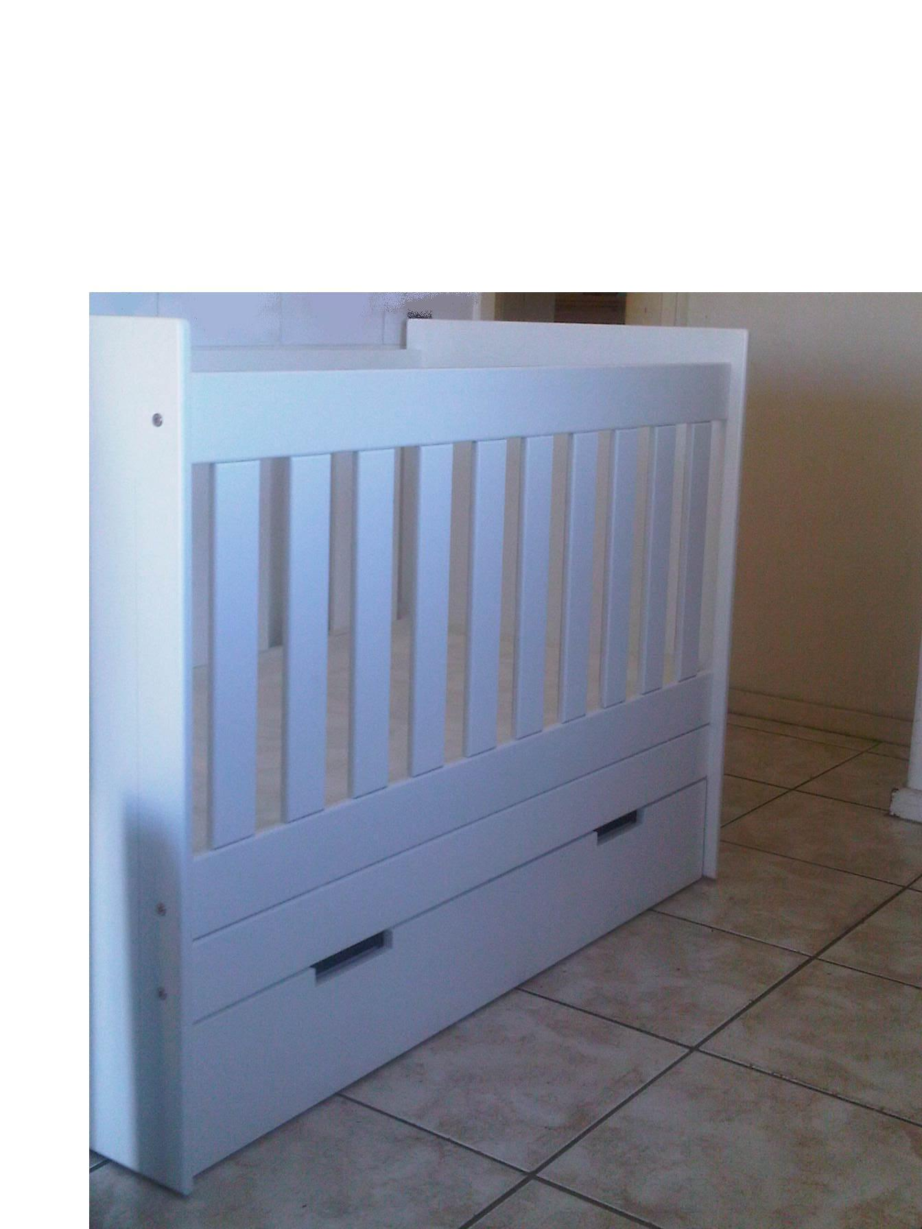 Contemporary Modern Baby Cot
