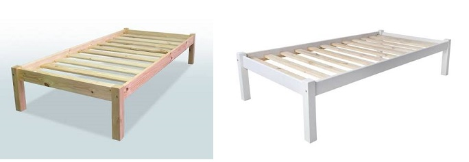 Pine Bed Divans