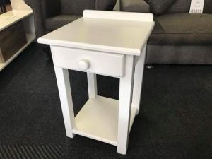 Single Drawer Solid Wood Pedestal
