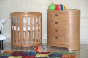 Matching Round Babyhood Compactum