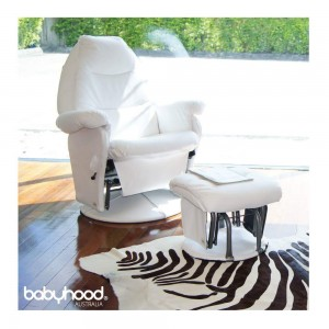 Babyhood Glider Feeding Chair