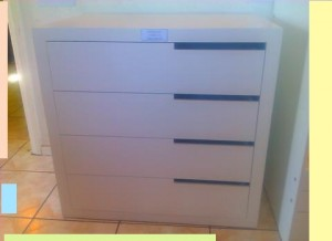 Modern Square Contemporary Compactum