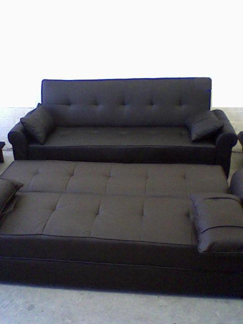 Scroll Arm Sleeper Couches