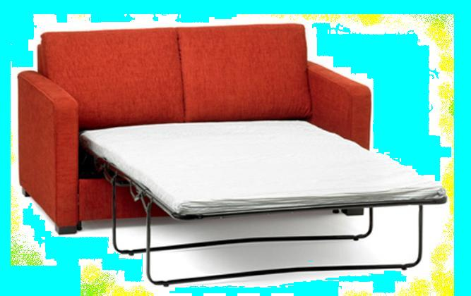 Sleeper Couch with mechanism