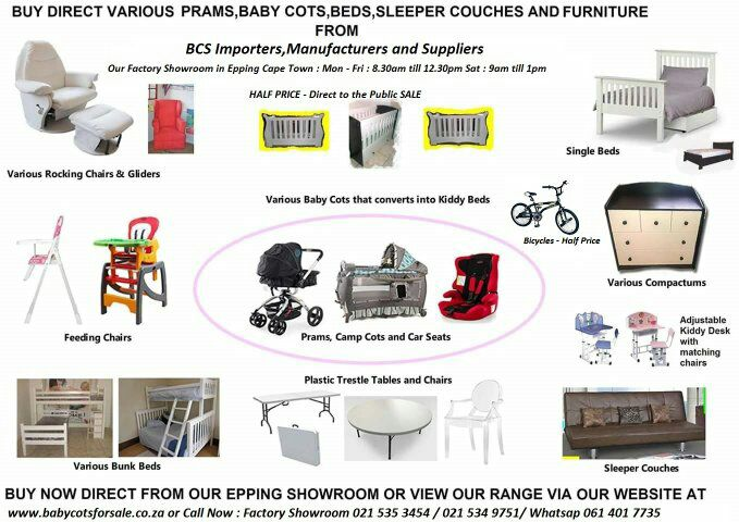 Wide Range of BCS Exclusive and Patented Products