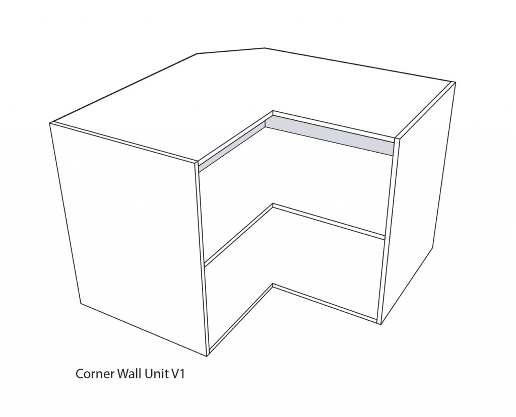 Corner Wall Unit V1