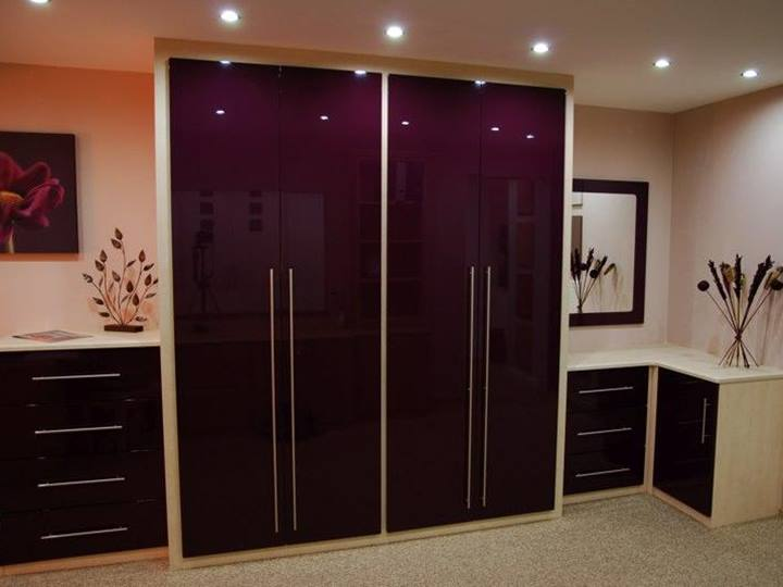 Elegant bedroom cupboards designer cupboard - Beautiful bedroom built in cupboards ...