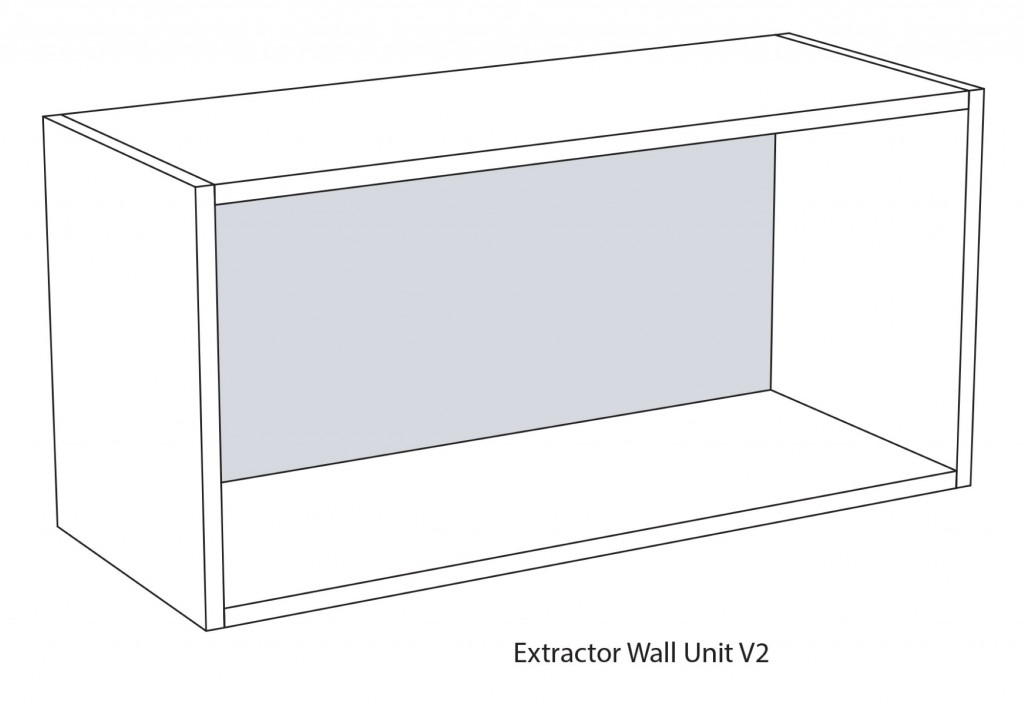 Standard Extractor Wall Unit