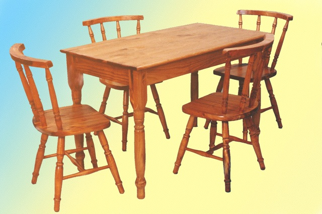 dinette and chairs