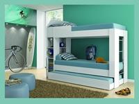 Bunk Bed 3 Sleeper Bunk beds