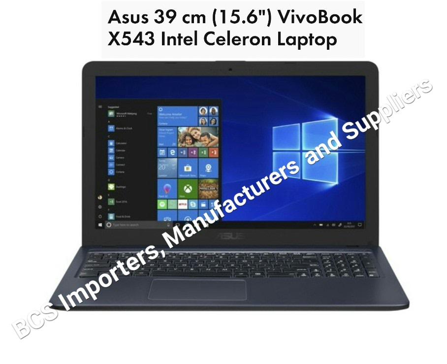 Asus 39 cm VivoBook X543 Intel Celeron Laptop