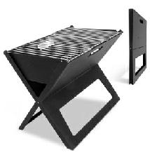 Fold up braai stands