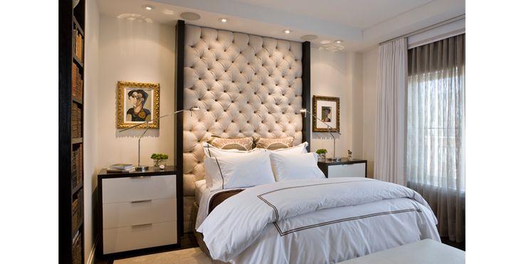 Bedfords floor to ceiling headboards headboard - Floor to ceiling headboard ...