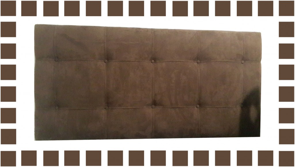 Bedfords Square Stitch Button Headboards Headboard
