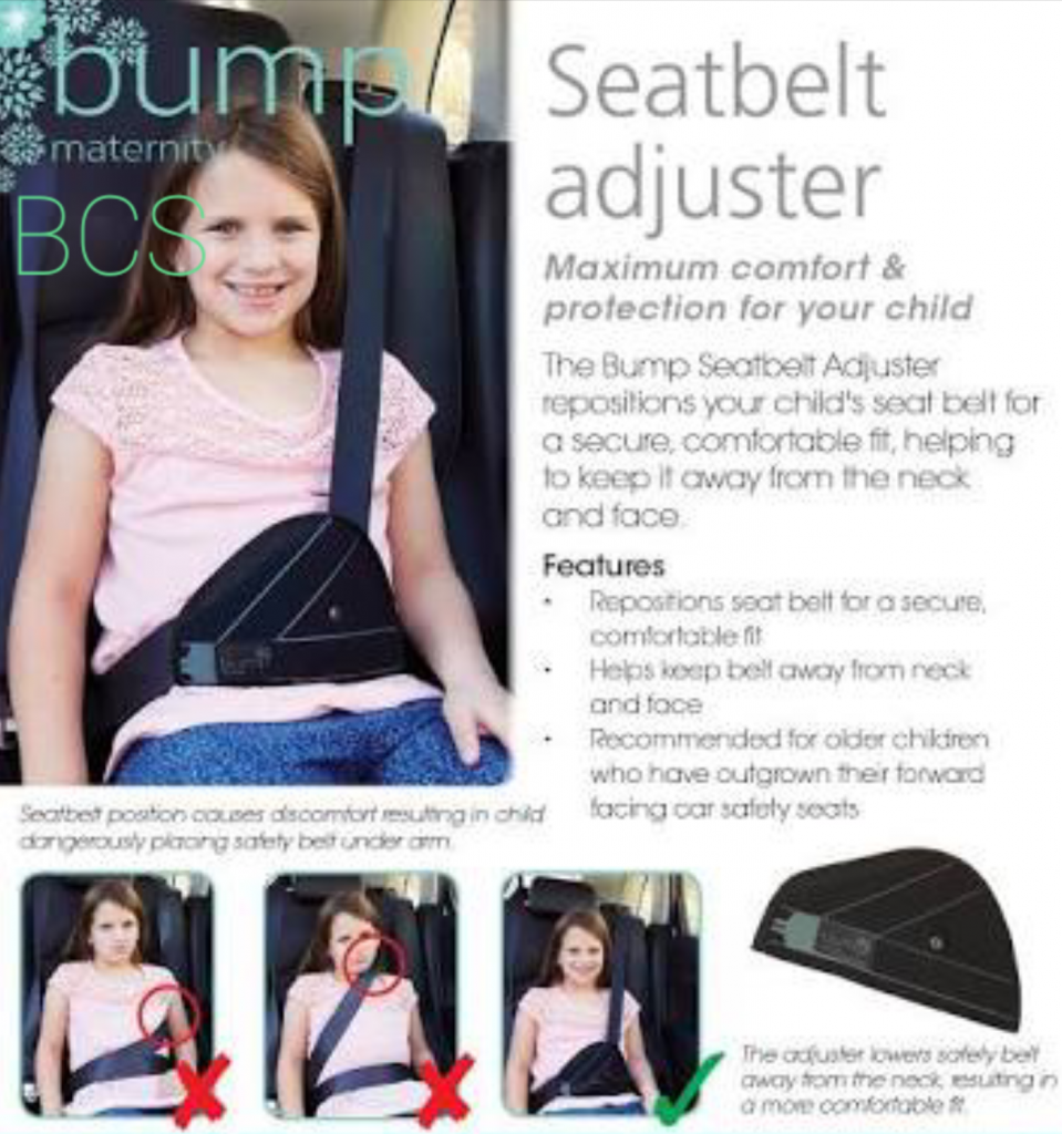 BCS Seat Belt Adjuster