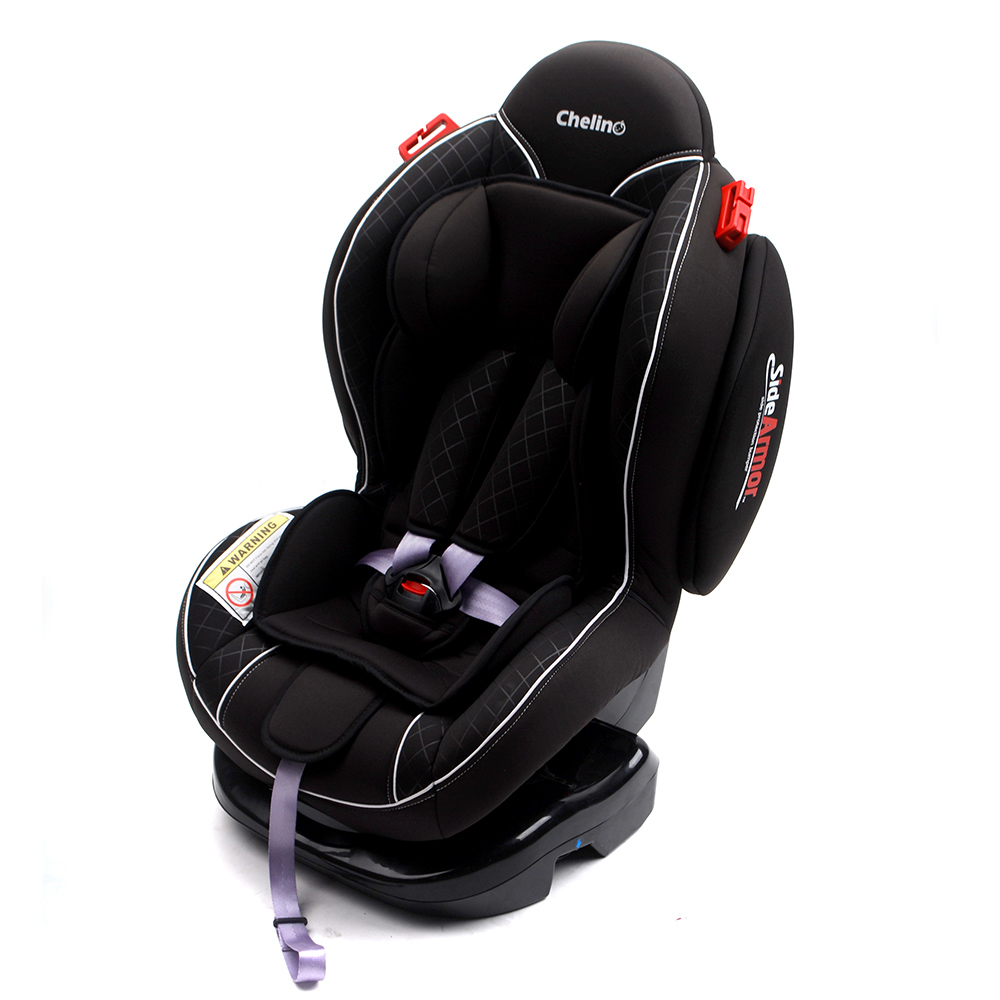 Black Atlantis Car Seat