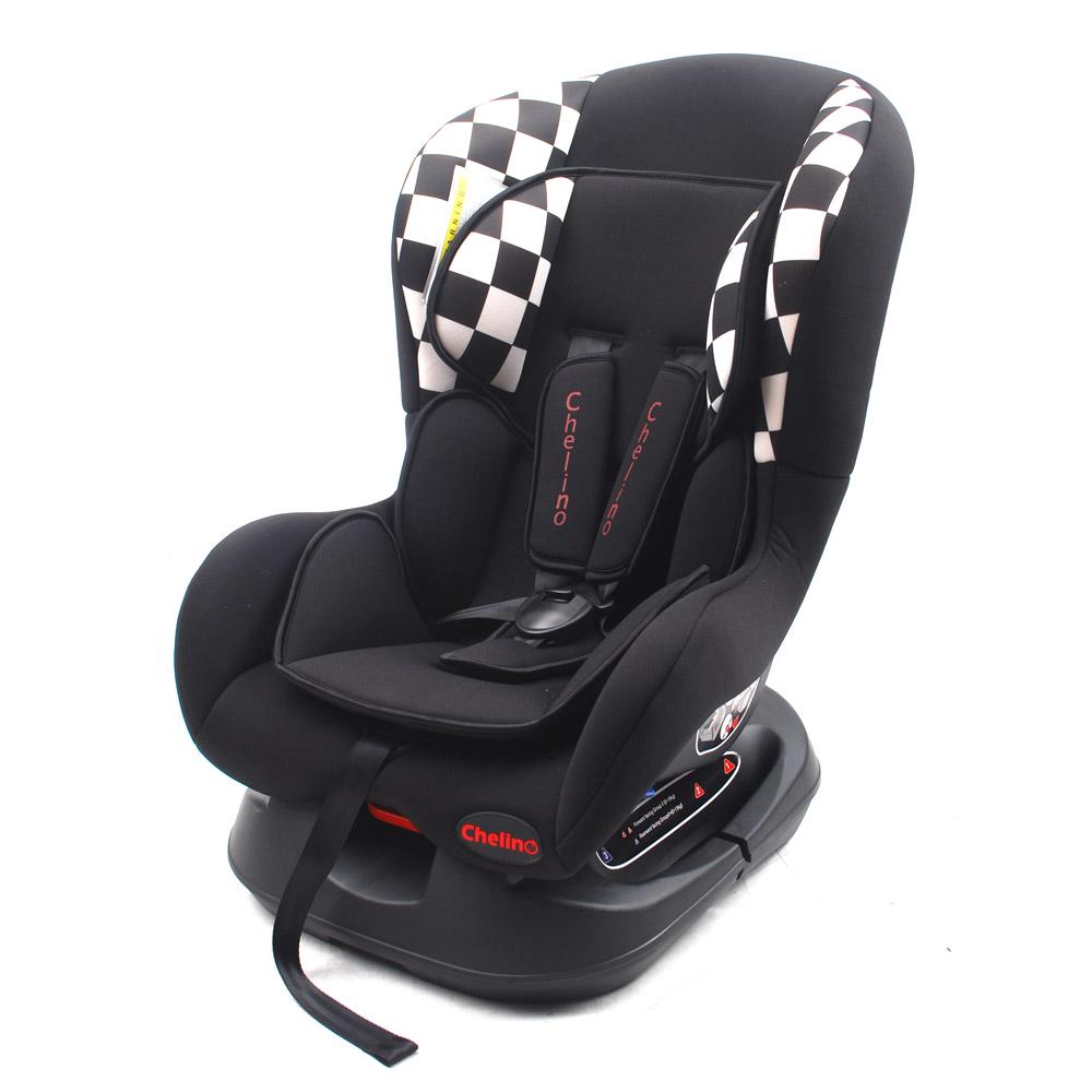 Black Blazer Car Seat