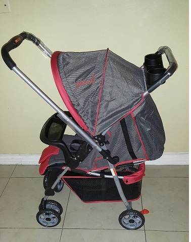 Compact Reversible Baby Pram