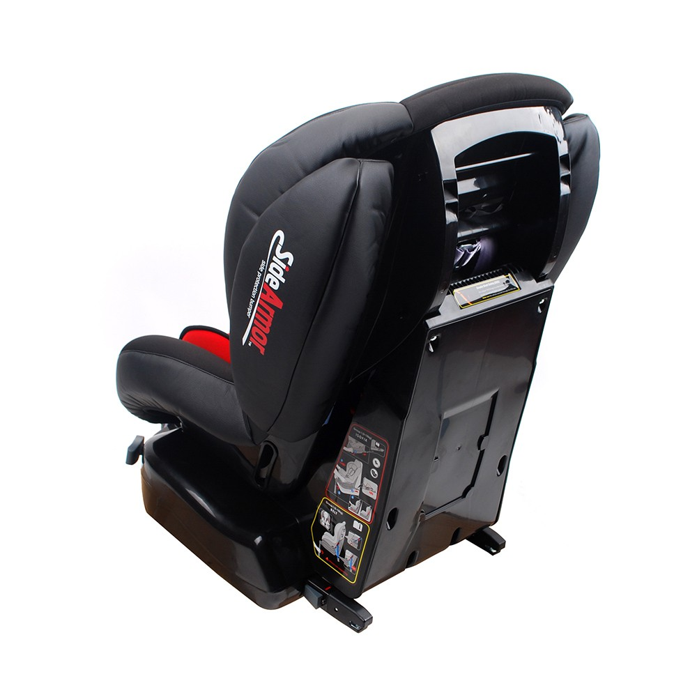 Grand Sport Iso Fix Car Seat Rear View