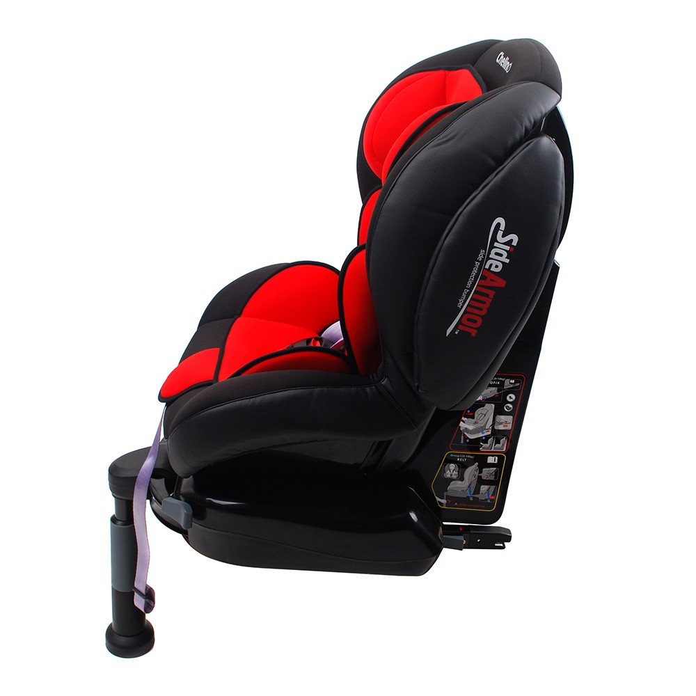 Grand Sport ISO FIX Car Seats Side View