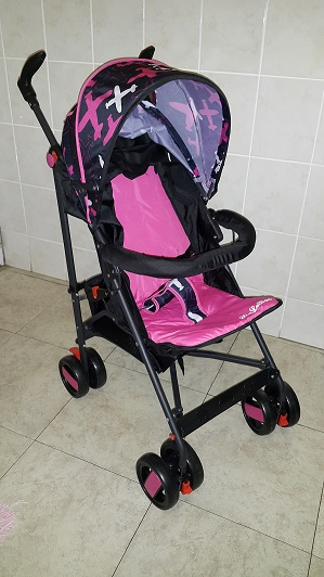Kinle Bao Baby Pram Stroller With Twister Handles