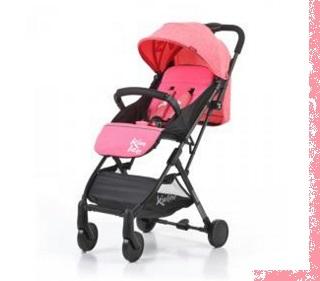 Kinlee Designer Pink Pram