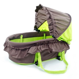 6 in 1 Camp Cot Carry Cot
