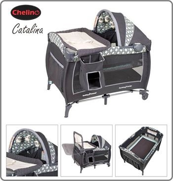 Catalina Camp Cot
