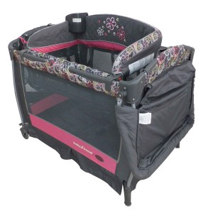 Daisy Close N Cozy Camp Cot