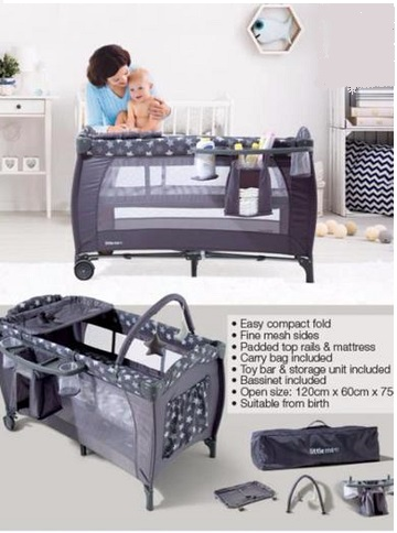 Platinum Star Camp Cot