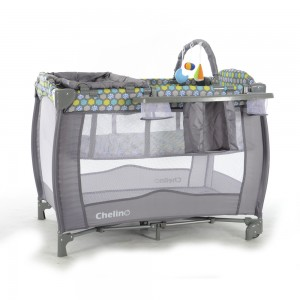 Siesta Honey Comb Baby Camp Cot