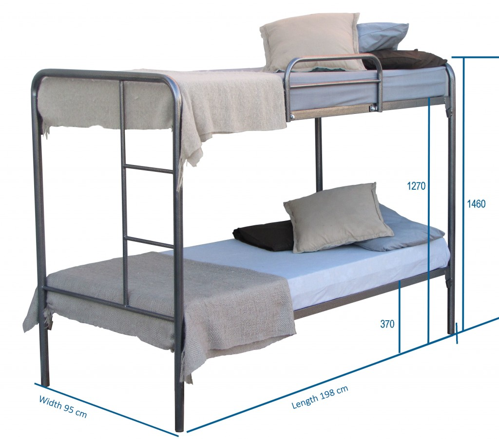 Stylish Army Orphanage Heavy Duty Bunk Beds