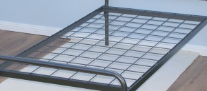 Standard Stylish Army Mesh Bed Base