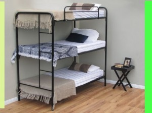 Designer Triple Bunk Beds