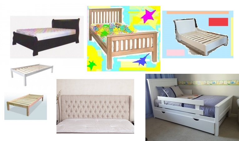 Single Beds and Headboards