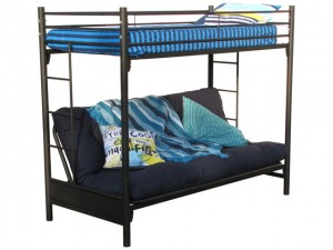 Sleeper Couch Bunk Bed That Converts Into A Double Bed