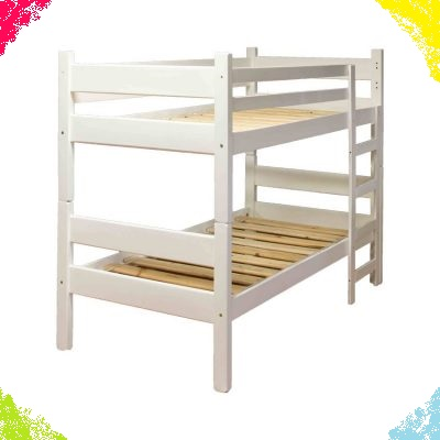 Standard Horizontal Bunk Beds