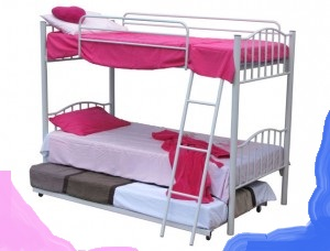 Prince and Princess Bunk Beds