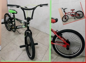 Full Performance Trick BMX Bikes