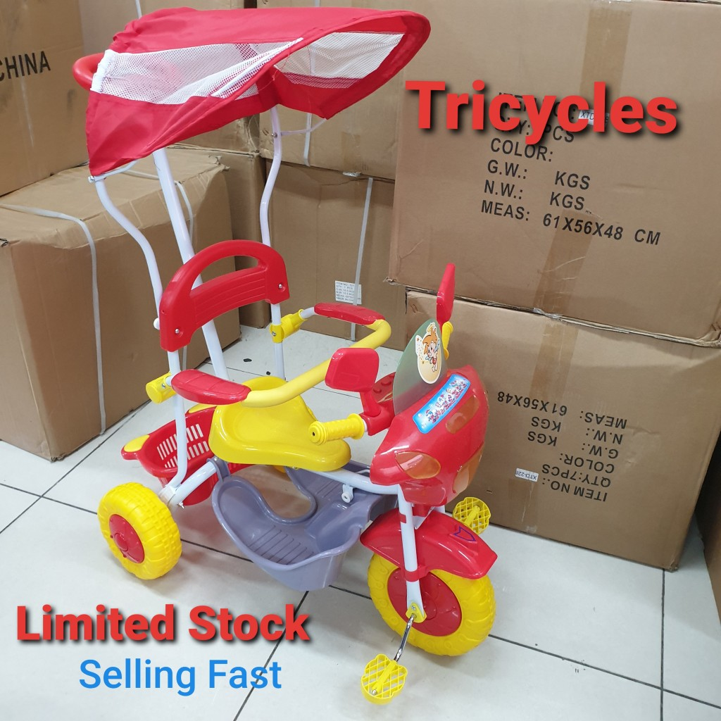 Standard 3 Wheel Tricycle Bikes