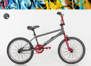 DS-DV8 Grey Avalanche Bikes