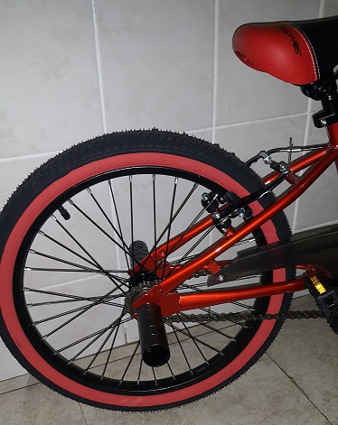 Entry Level Trick BMX 20 inch Back Wheel