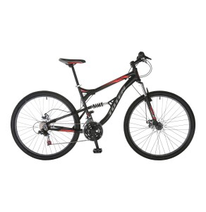 Dual Shock Absorbent 27.5 and 24 inch Mountain Bicycles