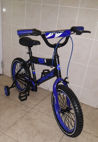 Royal Blue 16 inch BMX Bicycle