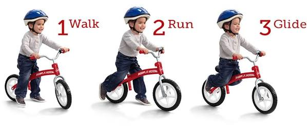 Reason Why Parents Consider Balance Bikes